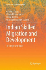 Omslag - Indian Skilled Migration and Development