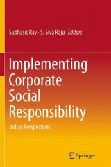 Omslag - Implementing Corporate Social Responsibility