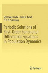 Omslag - Periodic Solutions of First-Order Functional Differential Equations in Population Dynamics