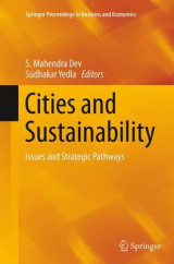 Omslag - Cities and Sustainability
