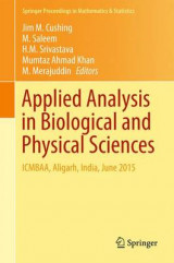 Omslag - Applied Analysis in Biological and Physical Sciences