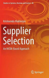 Omslag - Supplier Selection