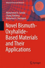 Omslag - Novel Bismuth-Oxyhalide-Based Materials and their Applications