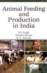 Omslag - Animal Feeding and Production in India