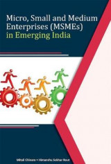 Omslag - Micro, Small & Medium Enterprises (MSMEs) in Emerging India