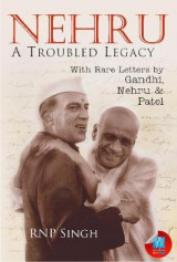 Omslag - Nehru: A Troubled Legacy