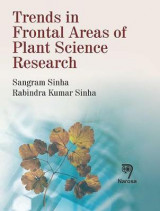 Omslag - Trends in Frontal Areas of Plant Science Research