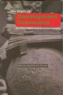 The Origins of Development Economics av K. S. Jomo og Erik S. Reinert (Heftet)