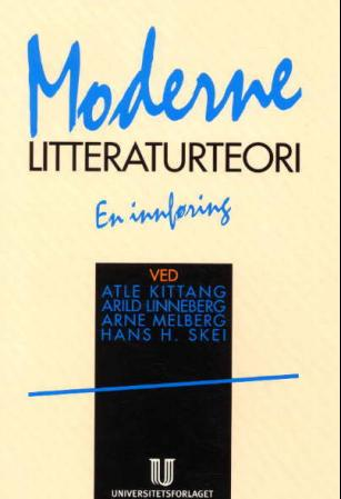 Bilde av Moderne Litteraturteori