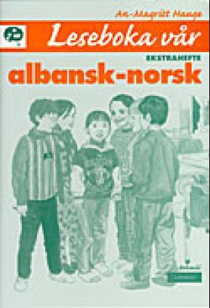 Bilde av Leseboka Vår Ekstrahefte Albansk/norsk