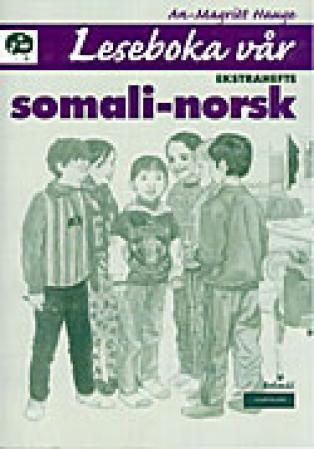 Bilde av Leseboka Vår Ekstrahefte Somali/norsk