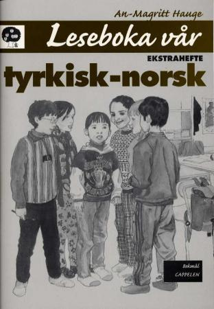 Bilde av Leseboka Vår Ekstrahefte Tyrkisk/norsk
