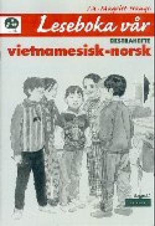 Bilde av Leseboka Vår Ekstrahefte Vietnamesisk/norsk