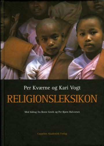 Bilde av Religionsleksikon