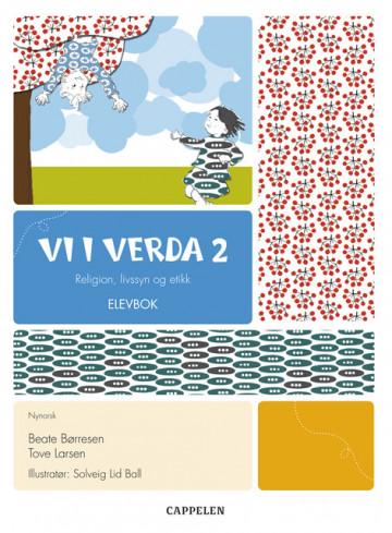 Bilde av Vi I Verda 2 Elevbok