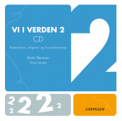 Vi i verden 2 CD av Beate Børresen (Lydbok-CD)