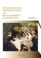 Omslag - Scandinavian perspectives on management consulting