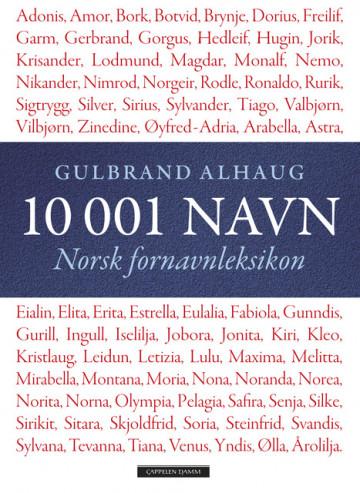 Bilde av 10 001 Navn