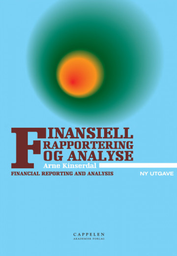 Bilde av Finansiell Rapportering Og Analyse/financial Reporting And Analysis
