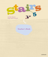 Omslag - Stairs 5 Teacher´s Book