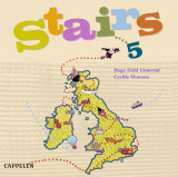 Omslag - Stairs 5 CD