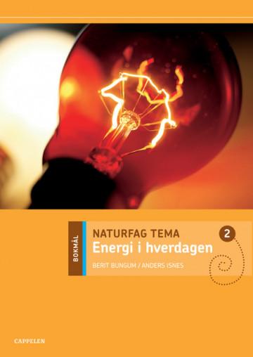 Bilde av Naturfag Tema Energi I Hverdagen