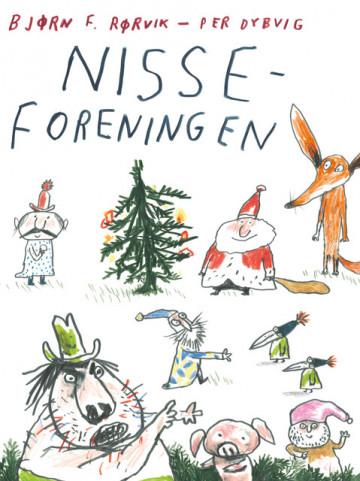 Nisseforeningen Bjørn F. Rørvik {TYPE#Innbundet}
