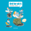 Ord for alt Ny utgave 4 CD