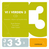 Vi i verden 3 CD av Beate Børresen (Lydbok-CD)