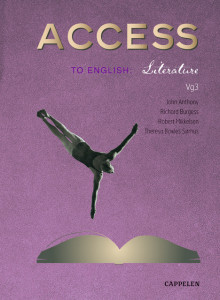 Access to English: Literature (2008) av John Anthony, Richard Burgess, Robert Mikkelsen og Theresa Bowles Sørhus (Heftet)