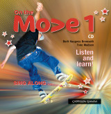 Omslag - On the Move 1 CD