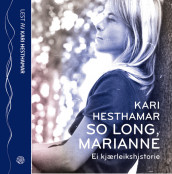 So long, Marianne av Kari Hesthamar (Lydbok-CD)