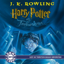 Harry Potter og Føniksordenen av J.K. Rowling (Lydbok MP3-CD)