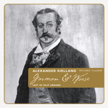 Garman og Worse av Alexander L. Kielland (Lydbok MP3-CD)
