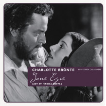 Jane Eyre av Charlotte Brontë (Lydbok MP3-CD)