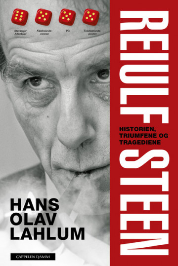 Bilde av bokomslaget til 'Reiulf Steen'