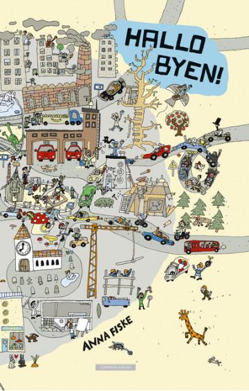 Bilde av Hallo Byen!