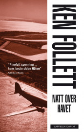 Natt over havet av Ken Follett (Heftet)