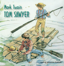 Tom Sawyer av Mark Twain (Nedlastbar lydbok)