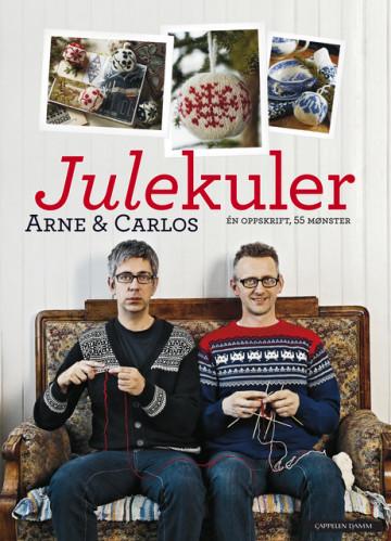 Bilde av Julekuler - én Oppskrift, 55 Mønster