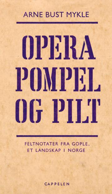 Bilde av Opera Pompel Og Pilt