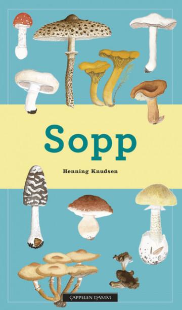 Sopp Henning Knudsen
