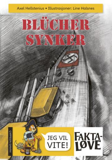 Bilde av Blücher Synker