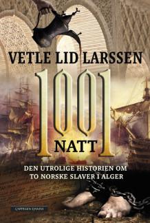 1001 natt av Vetle Lid Larssen (Innbundet)