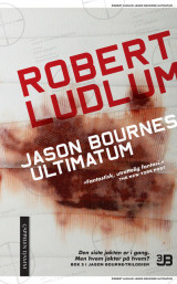 Omslag - Jason Bournes ultimatum