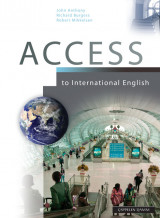 Omslag - Access to International English (2012)