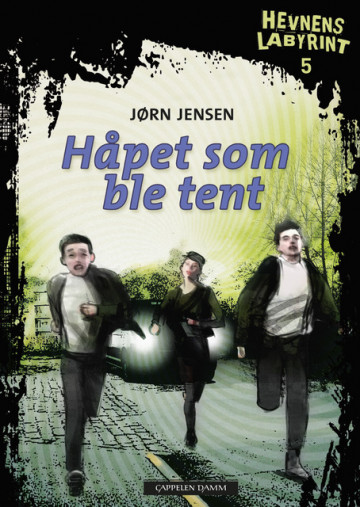 Hevnens labyrint 5 Håpet som ble tent Jørn Jensen {TYPE#Heftet}