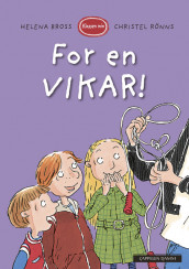 For en vikar! av Helena Bross (Innbundet)