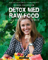 Omslag - Detox med raw food