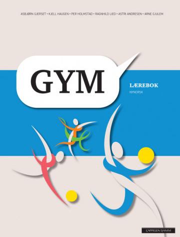 Bilde av Gym Lærebok (2013)